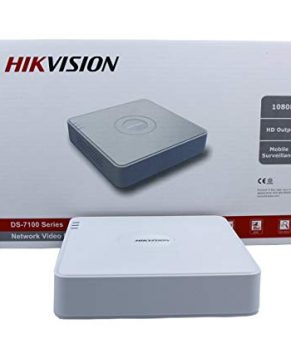 HIKVISION 4 CHANNEL DVR ds-7104hghi-f1