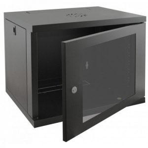 Begin 6U  Wall Mount Rack Cabinet