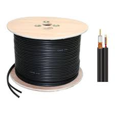 RG59 coaxial Cable  and power 100m