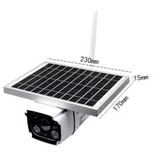 4G Sim Solar Camera 1080p Indoor And Outdoor