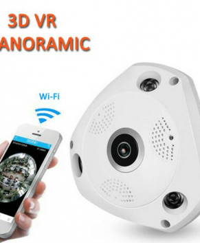 STAR-X VR 1.3MP CAM 360 – 3D PANORAMIC STANDALONE WIFI CAMERA